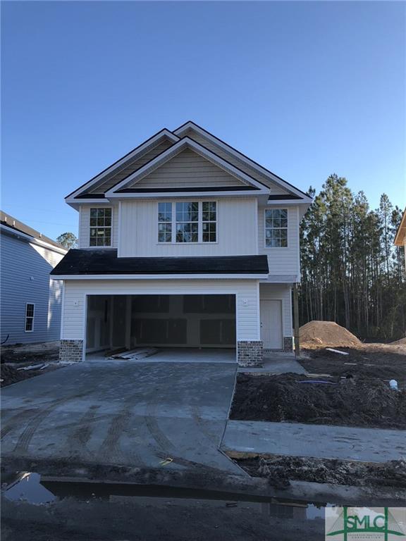 1221 Cypress Fall Circle, Hinesville, GA 31313 (MLS #201342) :: Karyn Thomas