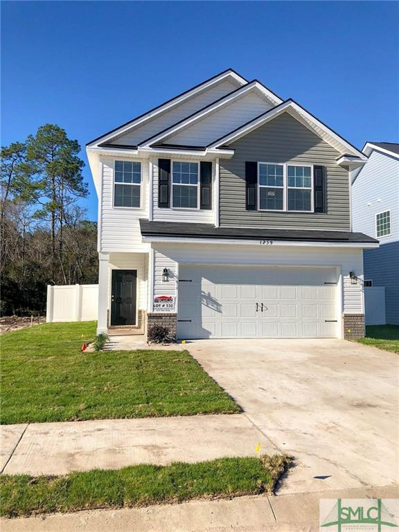 1259 Cypress Fall Circle, Hinesville, GA 31313 (MLS #201397) :: The Sheila Doney Team