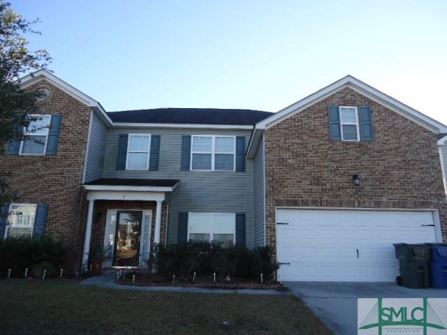 9 Huntington Road, Port Wentworth, GA 31407 (MLS #202015) :: The Arlow Real Estate Group