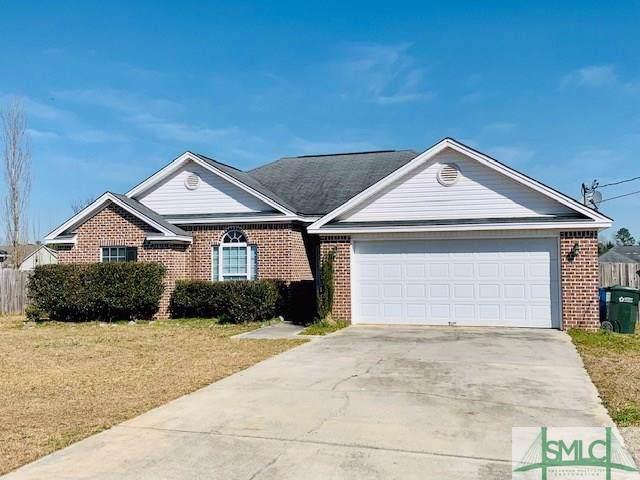 345 Creekside Circle, Ellabell, GA 31308 (MLS #202125) :: Keller Williams Realty-CAP