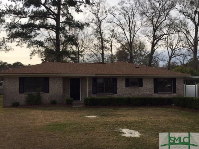 407 Winskie Road, Pooler, GA 31322 (MLS #202394) :: The Randy Bocook Real Estate Team