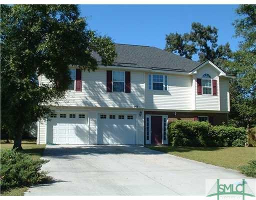 208 Bayberry Lane, Rincon, GA 31326 (MLS #202459) :: Coastal Savannah Homes