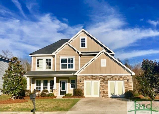 175 Somersby Boulevard, Pooler, GA 31322 (MLS #202762) :: The Arlow Real Estate Group
