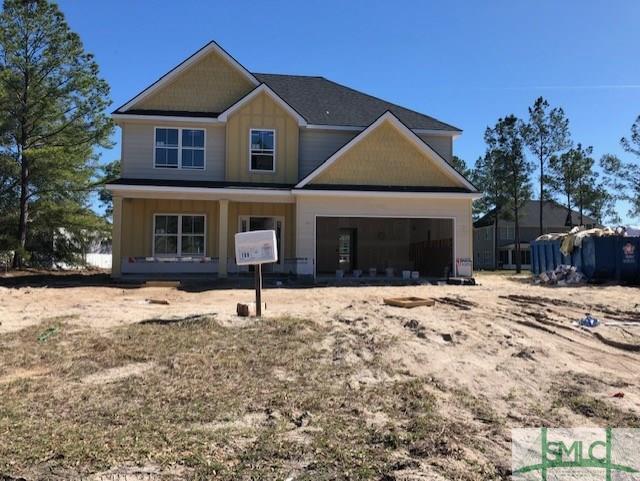 224 Cypress Lakes Drive, Bloomingdale, GA 31302 (MLS #202779) :: Coastal Savannah Homes