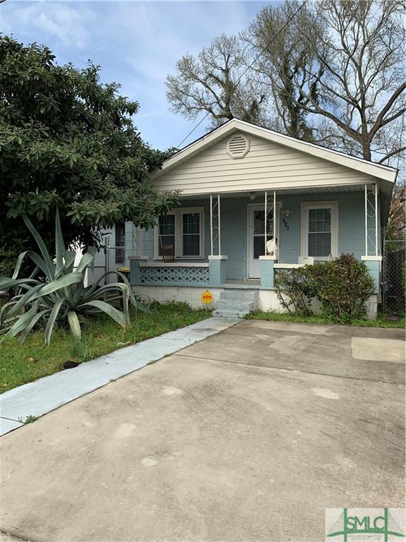 716 W 48th Street, Savannah, GA 31405 (MLS #202853) :: Karyn Thomas