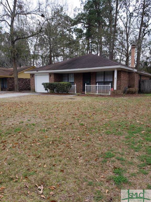 151 Greenbriar Court, Savannah, GA 31419 (MLS #202937) :: Coastal Savannah Homes