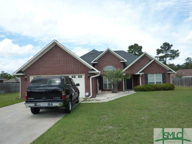 220 Arlen Drive, Midway, GA 31320 (MLS #202979) :: The Randy Bocook Real Estate Team