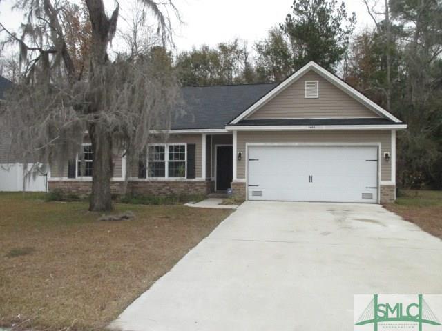 1248 Peacock Trail, Hinesville, GA 31313 (MLS #203171) :: Coastal Savannah Homes