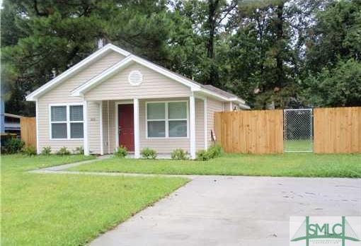 1820 Upson Street, Savannah, GA 31405 (MLS #203398) :: McIntosh Realty Team