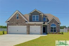 343 Coconut Drive, Bloomingdale, GA 31302 (MLS #203406) :: The Randy Bocook Real Estate Team