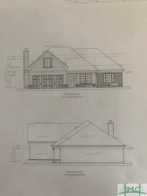 333 Coconut Drive, Bloomingdale, GA 31302 (MLS #203408) :: The Randy Bocook Real Estate Team