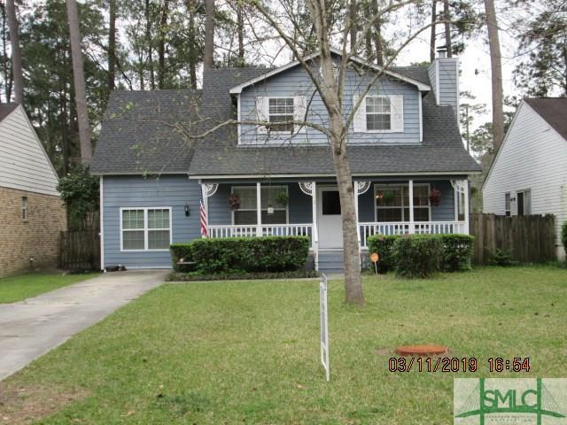 121 Sugar Mill Circle, Savannah, GA 31419 (MLS #203515) :: Karyn Thomas