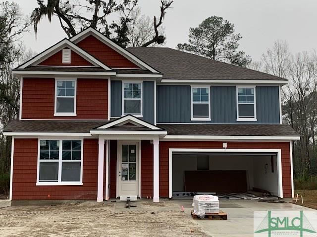 179 Whitaker Way N, Richmond Hill, GA 31324 (MLS #203539) :: The Randy Bocook Real Estate Team