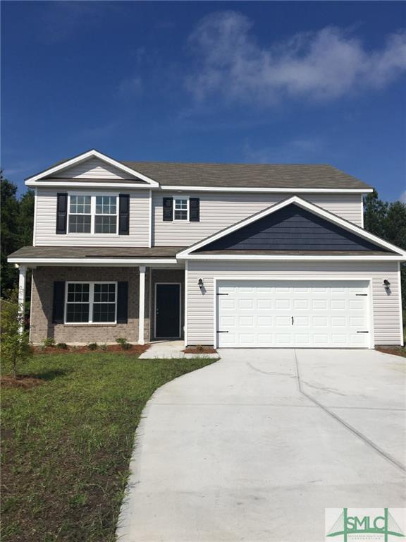 109 Windstream Street, Guyton, GA 31312 (MLS #203769) :: The Randy Bocook Real Estate Team