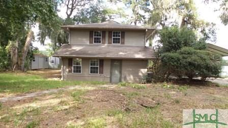 290 Jerico Drive, Midway, GA 31320 (MLS #203959) :: The Sheila Doney Team