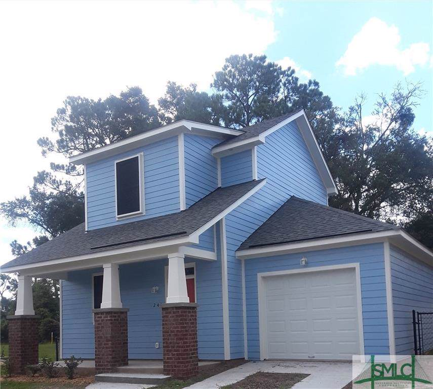 249 Crescent Drive, Savannah, GA 31404 (MLS #203987) :: Coastal Savannah Homes