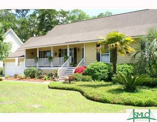 123 N Sheftall Circle, Savannah, GA 31410 (MLS #204006) :: McIntosh Realty Team
