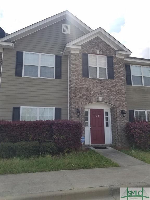 124 Caswell Court, Hinesville, GA 31313 (MLS #204122) :: Karyn Thomas