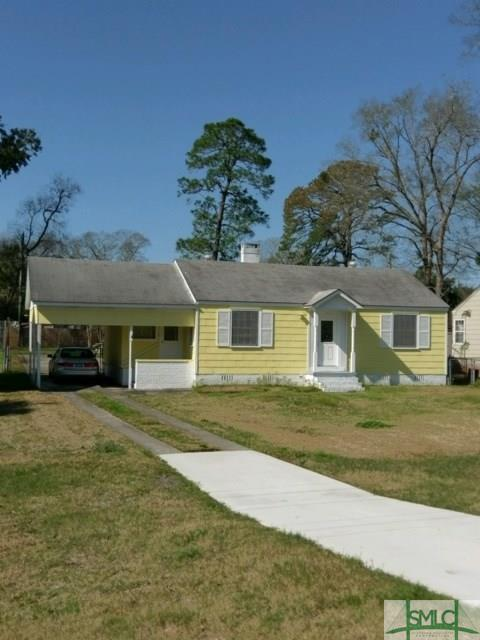 213 Commonwealth Avenue, Port Wentworth, GA 31407 (MLS #204188) :: Coastal Savannah Homes