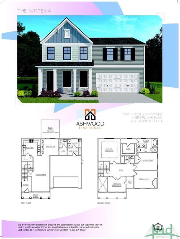 226 Whitaker Way N, Richmond Hill, GA 31324 (MLS #204215) :: The Randy Bocook Real Estate Team