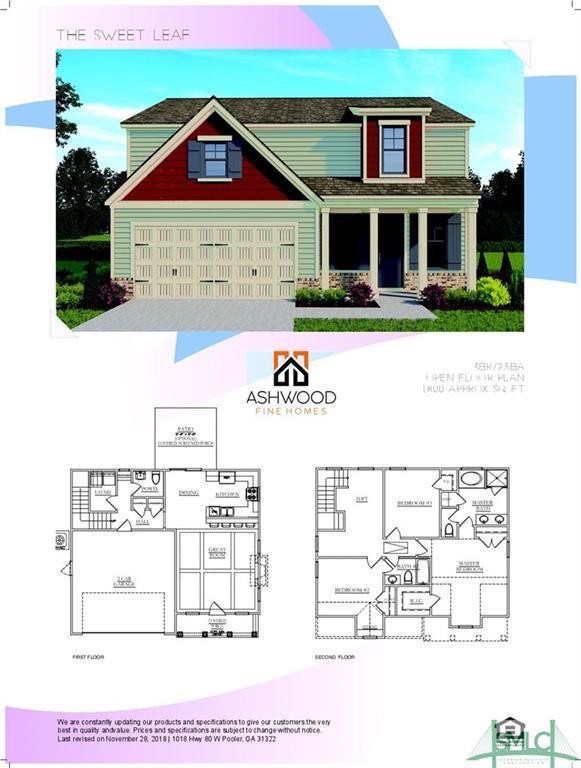116 Whitaker Way N, Richmond Hill, GA 31324 (MLS #204342) :: The Randy Bocook Real Estate Team