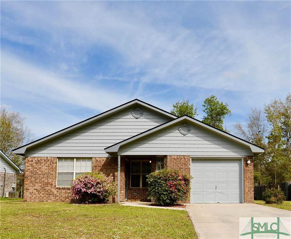 1464 Fritts Court, Hinesville, GA 31313 (MLS #204527) :: Teresa Cowart Team