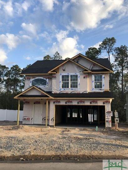 1218 Cypress Fall Circle, Hinesville, GA 31313 (MLS #204627) :: The Randy Bocook Real Estate Team