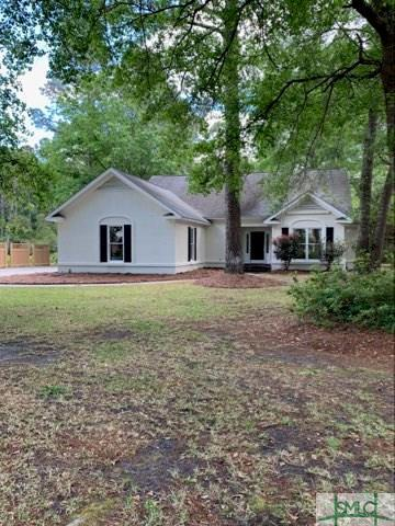 150 Palmetto Drive, Rincon, GA 31326 (MLS #204656) :: The Arlow Real Estate Group