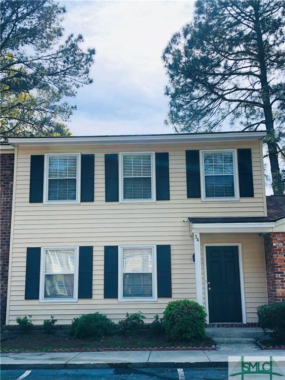 34 King Henry Court, Savannah, GA 31419 (MLS #204862) :: The Arlow Real Estate Group