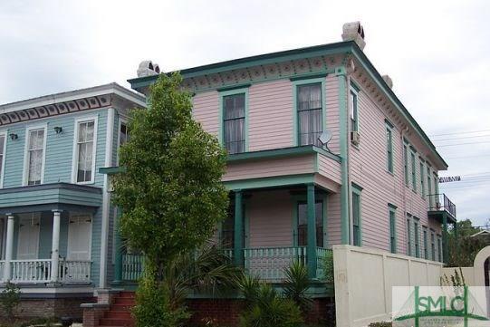 118 E Anderson Street, Savannah, GA 31401 (MLS #204899) :: The Arlow Real Estate Group
