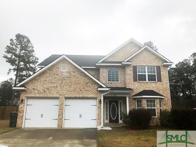 292 NE Briarcrest Drive, Ludowici, GA 31316 (MLS #205108) :: The Randy Bocook Real Estate Team