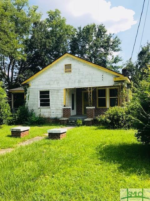 1825 Upson Street, Savannah, GA 31405 (MLS #205293) :: McIntosh Realty Team