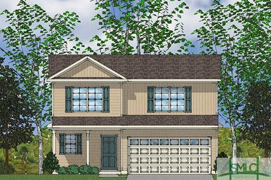 14 Summer Place Drive, Guyton, GA 31312 (MLS #205754) :: Karyn Thomas