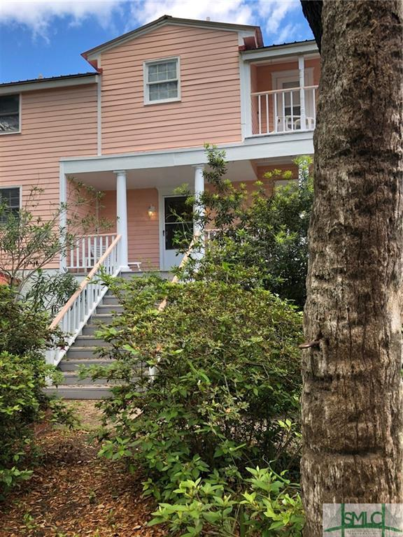 62 Van Horn Street, Tybee Island, GA 31328 (MLS #205848) :: The Arlow Real Estate Group