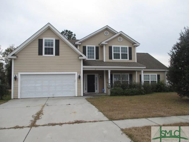 82 Gateway Drive, Pooler, GA 31322 (MLS #205850) :: Keller Williams Realty-CAP