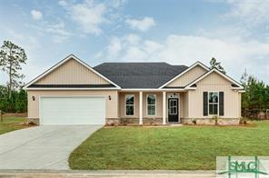 215 Shiloh Drive, Brooklet, GA 30415 (MLS #205882) :: The Randy Bocook Real Estate Team