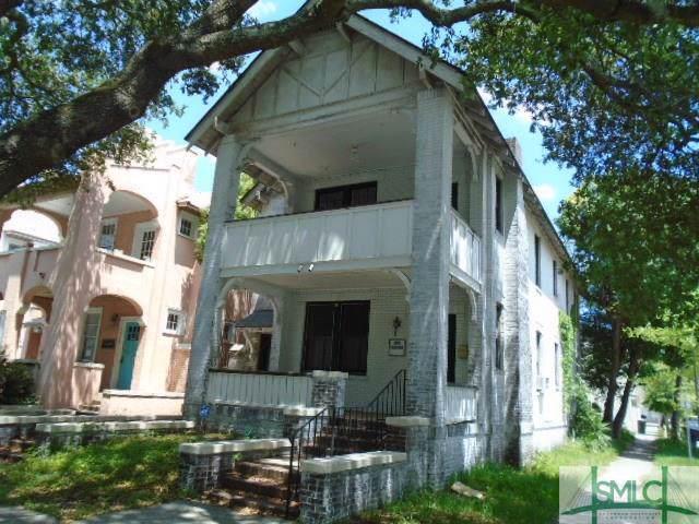 1818 Abercorn Street, Savannah, GA 31401 (MLS #207287) :: Karyn Thomas