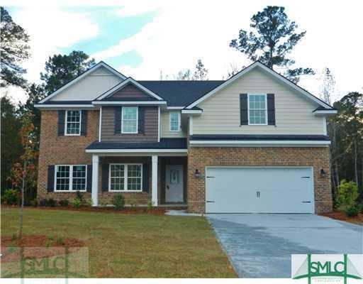 470 Dalcross Drive, Richmond Hill, GA 31324 (MLS #207289) :: Karyn Thomas