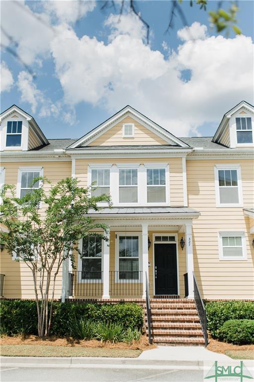 327 Lake View Drive, Pooler, GA 31322 (MLS #207307) :: The Randy Bocook Real Estate Team