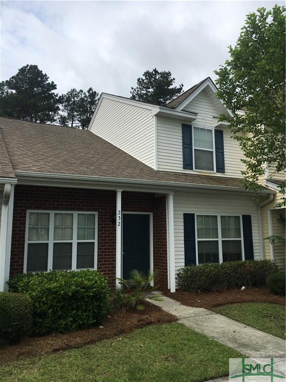 232 Sonata Circle, Pooler, GA 31322 (MLS #207477) :: Coastal Savannah Homes