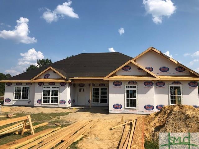 100 Heritage Drive, Guyton, GA 31312 (MLS #207501) :: Teresa Cowart Team