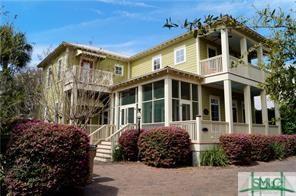 615 2nd Avenue, Tybee Island, GA 31328 (MLS #207806) :: The Randy Bocook Real Estate Team