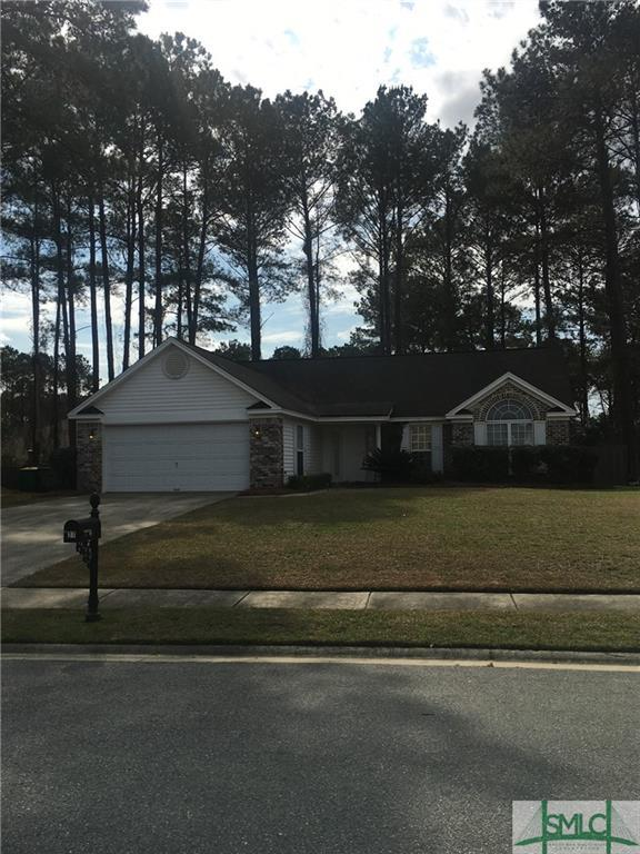 27 Raven Wood Way, Pooler, GA 31322 (MLS #208002) :: The Sheila Doney Team