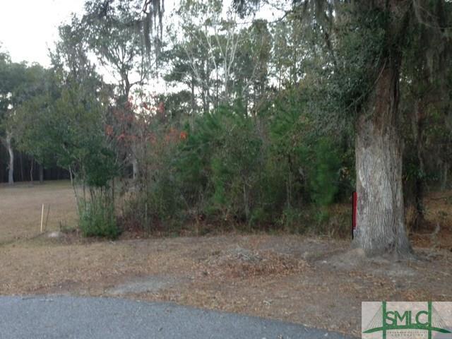 0 Pelican Cove Road, Midway, GA 31320 (MLS #208009) :: The Arlow Real Estate Group