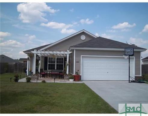 190 Red Oak Drive, Richmond Hill, GA 31324 (MLS #208376) :: McIntosh Realty Team
