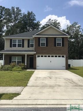 718 Eden Lane, Hinesville, GA 31313 (MLS #208548) :: The Sheila Doney Team