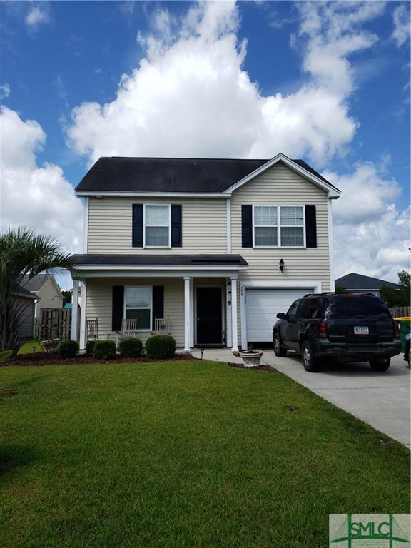 356 Winchester Drive, Pooler, GA 31322 (MLS #208663) :: McIntosh Realty Team