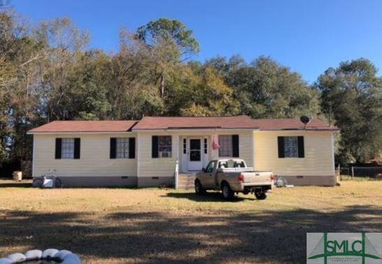 122 Foxbow Circle, Eden, GA 31307 (MLS #208674) :: The Sheila Doney Team