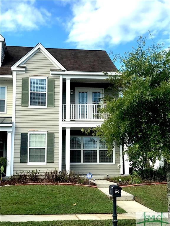 29 Sunbriar Lane, Savannah, GA 31407 (MLS #208833) :: The Arlow Real Estate Group