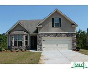 108 Annie Drive, Guyton, GA 31312 (MLS #208859) :: McIntosh Realty Team